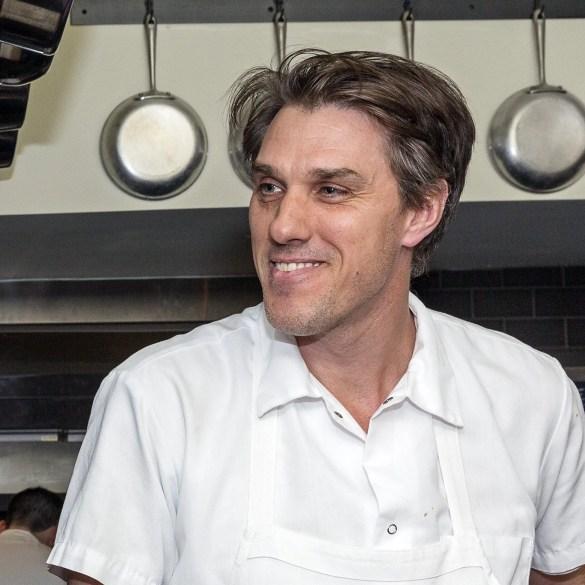 Chef Rick Allaire