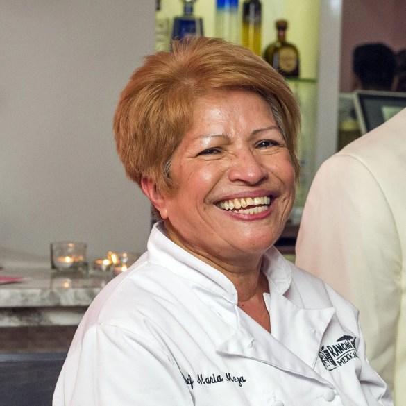 Chef Maria Meza