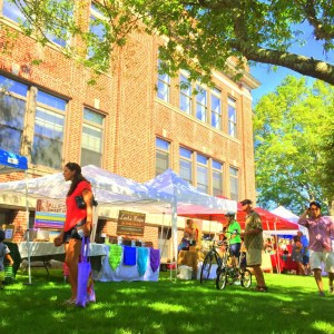 Hope & Main Schoolyard Market