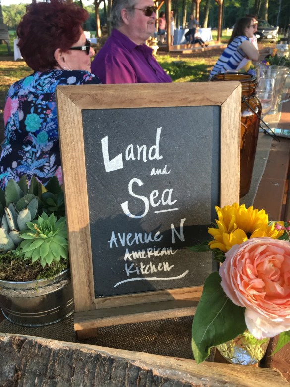 Land & Sea at Blackbird Farm, photos by George Evans Marley