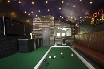 Rec Room PVD Indoor Bocce Court