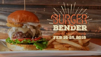 Newport Burger Bender 2018