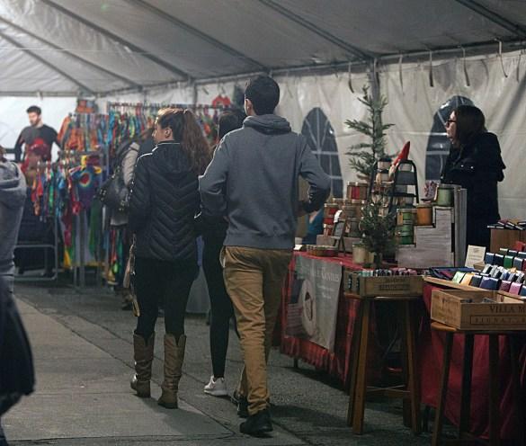 2017 PVD Winter Lights Market