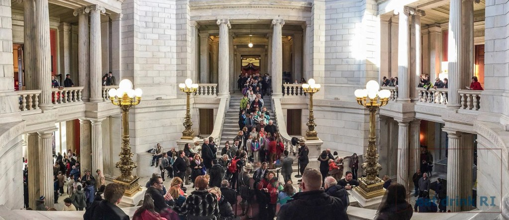 Open House at the State House 2019 Inaugural Event