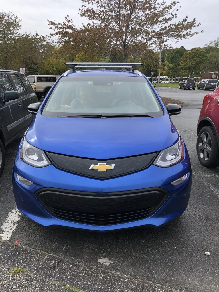 To Portland, Maine in a Chevrolet Bolt EV