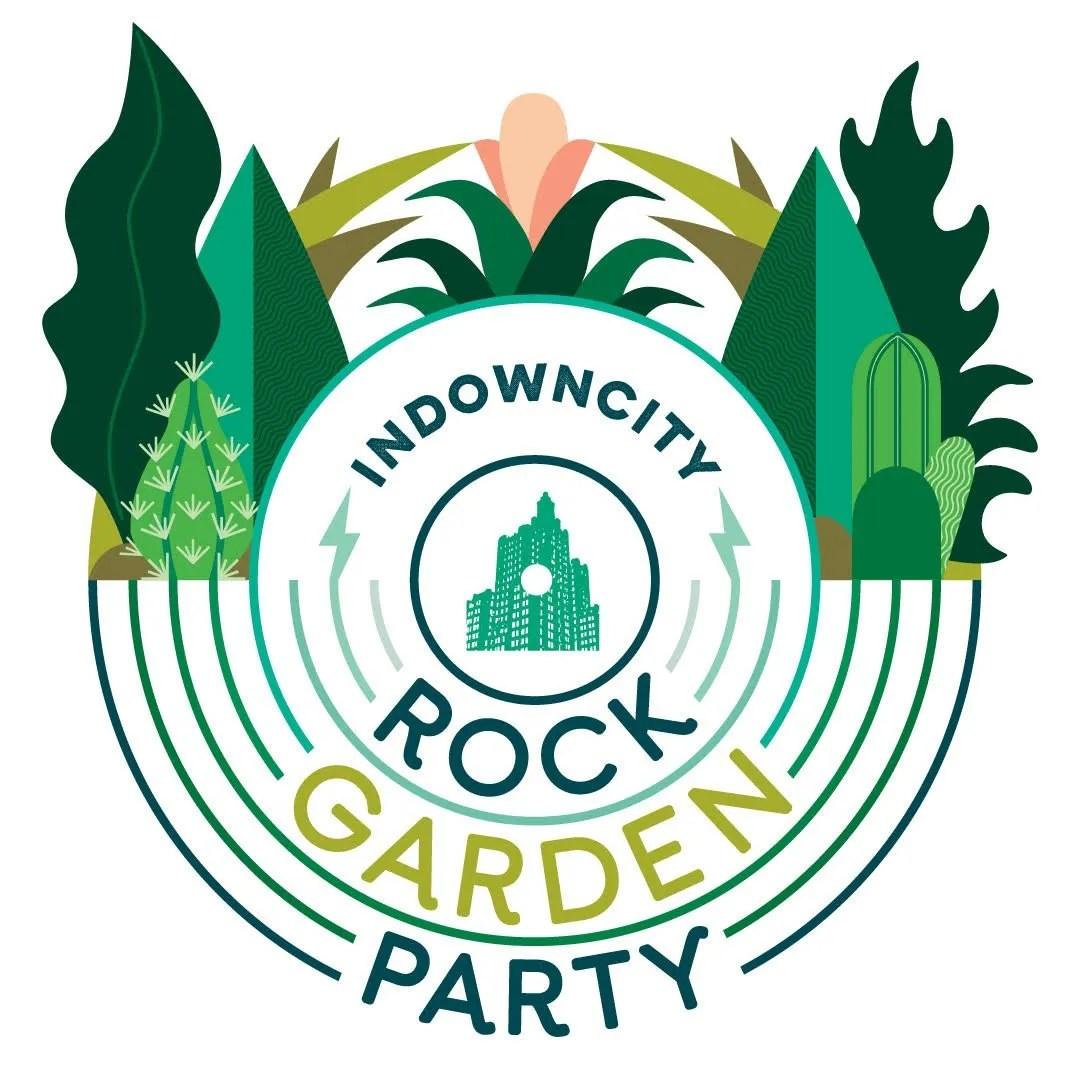 InDowncity Rock Garden Party 2019