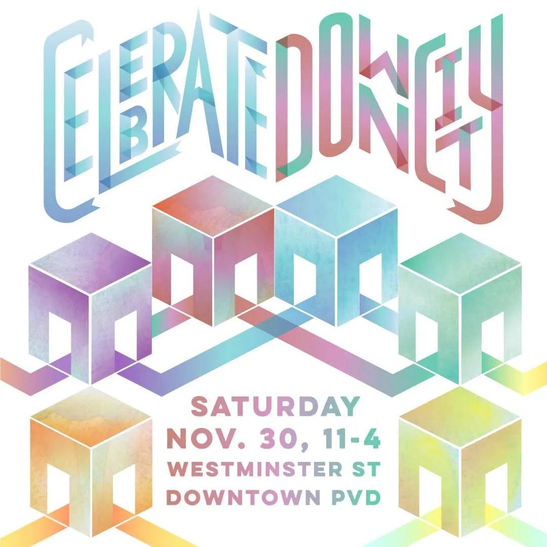 InDowncity Celebrate Downcity Neighborhood Holiday Block Party 2019