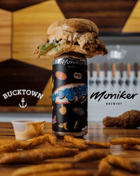 Bucktown at Moniker Brewery
