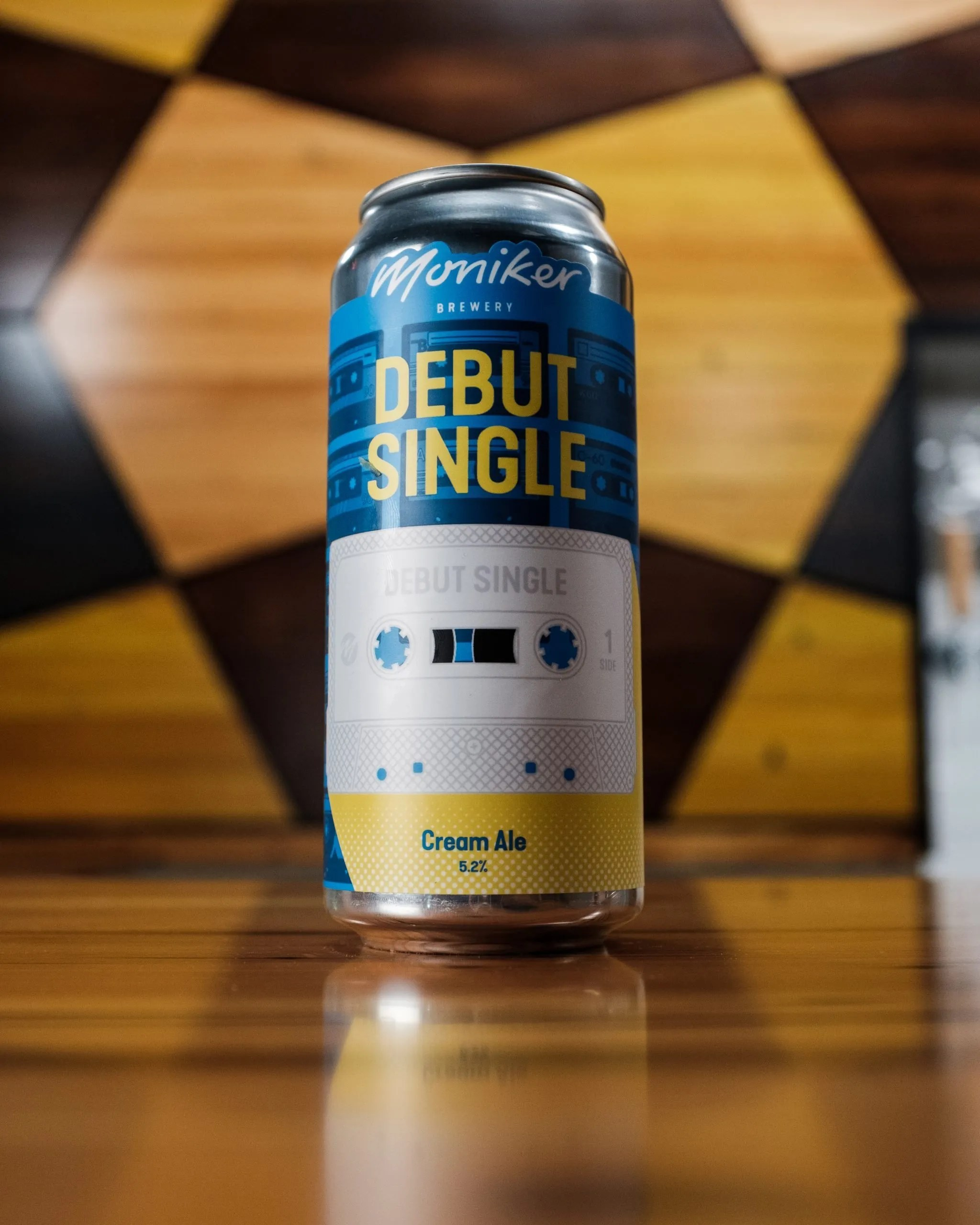 Debut Single from Moniker Brewery