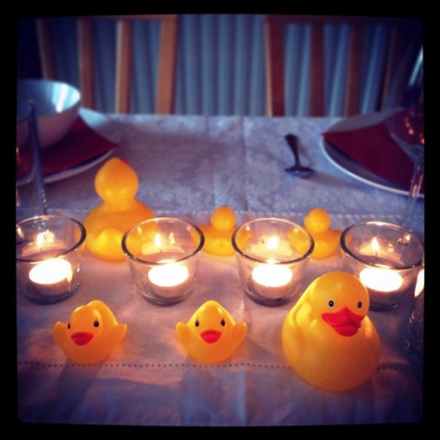 Ducks & Candles