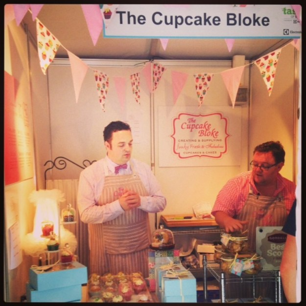 The Cupcake Bloke