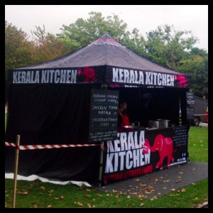 Kerala Kitchen serving Authentic Indian Streetfood