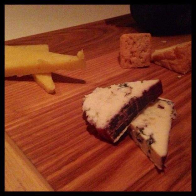 Cheese Board - No Filter