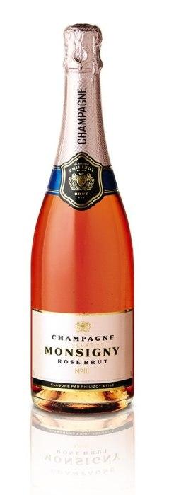 Veuve Monsigny Pink Champagne Brut