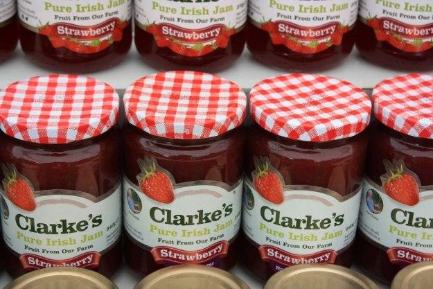 Clarke's Irish Jam
