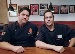 Fernando and Yaniel Martinez