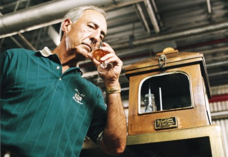 Parker Beam, longtime master distiller at Heaven Hill, who died Jan. 8. | Photo courtesy of Heaven Hill