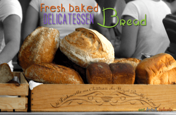 delicatessen bread basket tel aviv