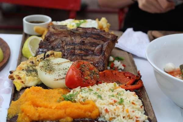 Steak in Soho