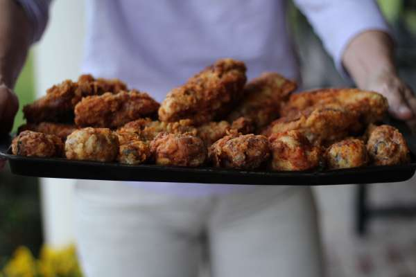 Mom's Fried Chicken