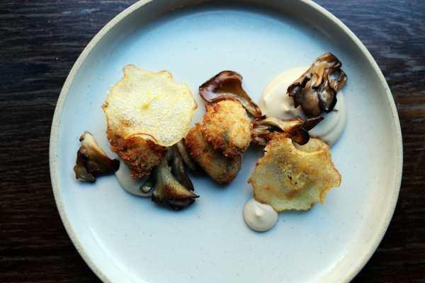 Adana Mushrooms
