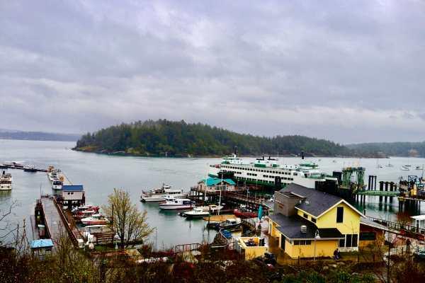 Friday Harbor (dreary)