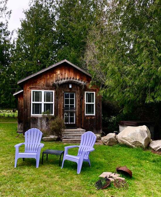 Lopez Island Farm Cottages