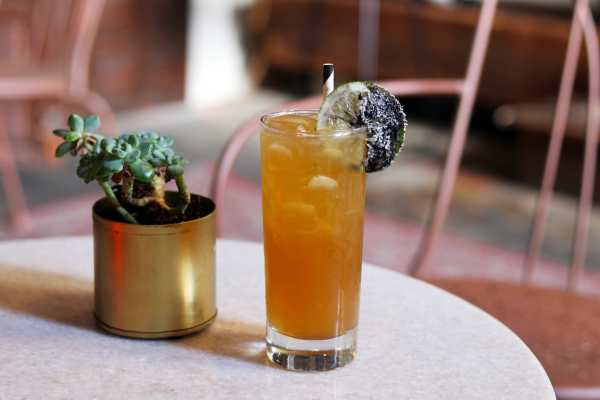 Branchwater Oaxacan Eclipse Cocktail
