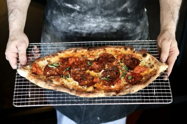 Why the Pizza at Von's 1000Spirits is so Damn Good