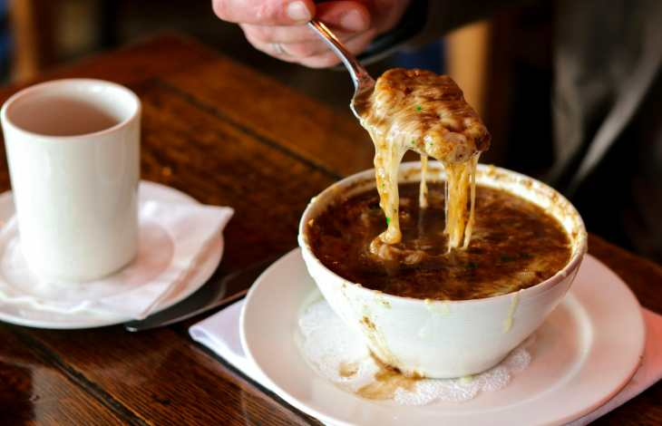 10 Spots to Score Bomb French Onion Soup in Seattle