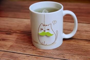 2020馬克杯推薦!一杯創意 馬克秀-喝喝貓,貓奴專屬馬克杯搭配貓咪創意茶包,一整天好心情