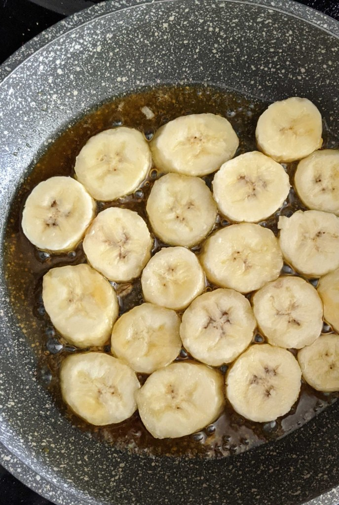 Caramelized Banana Oatmeal 1