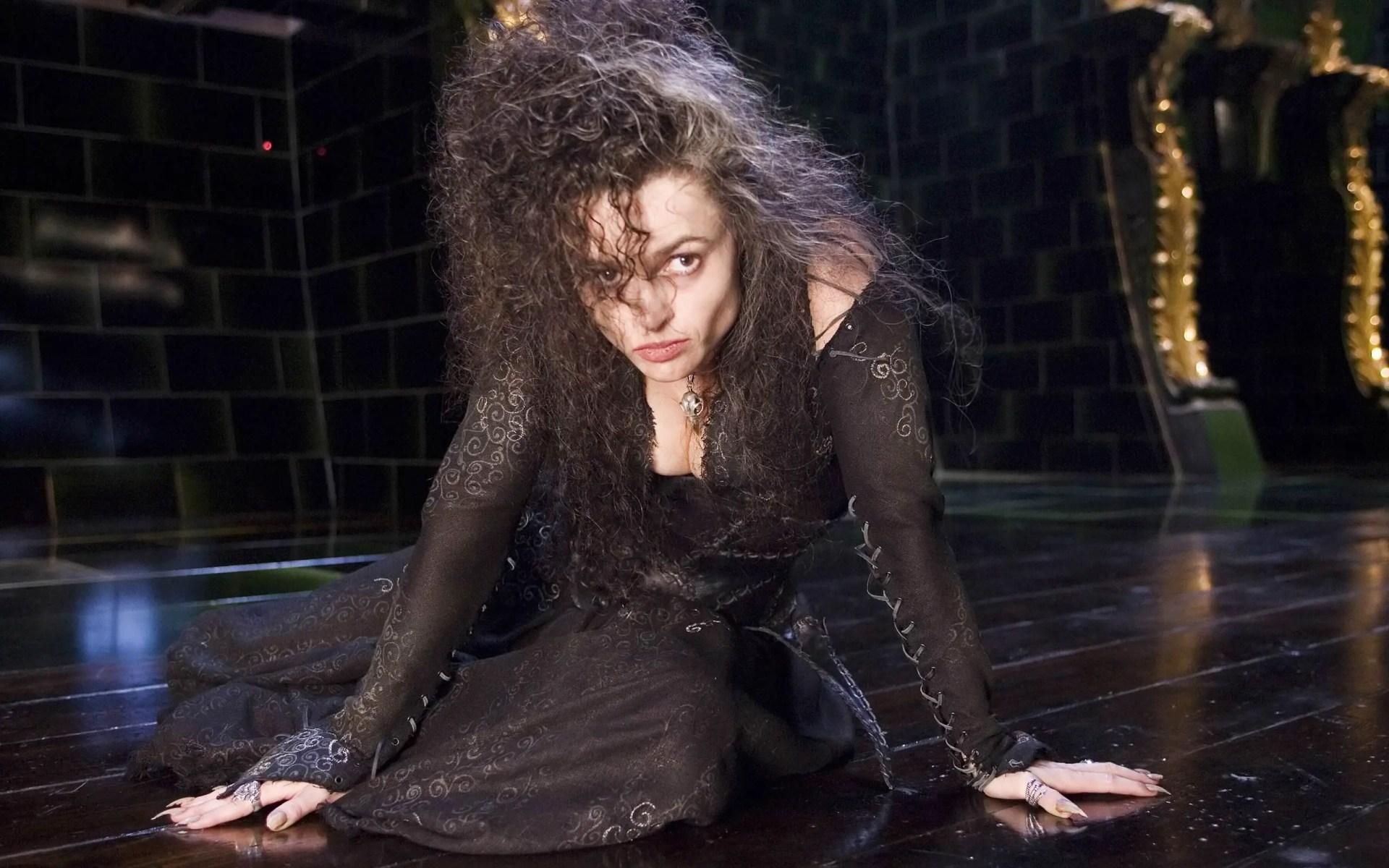Risultati immagini per bellatrix lestrange
