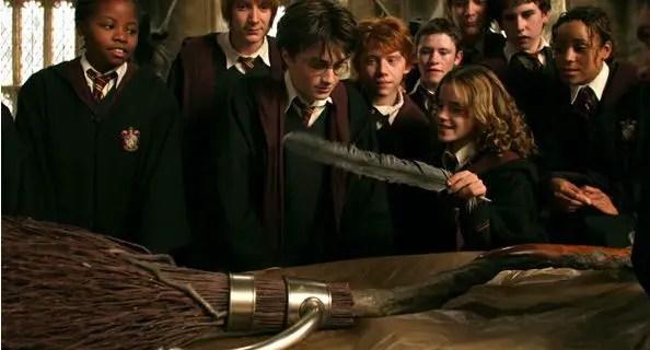 Harry trova una scopa_differenze