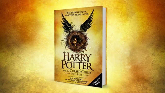 animali fantastici e cursed child sceneggiatura