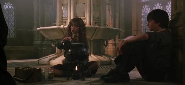 hermione polisucco
