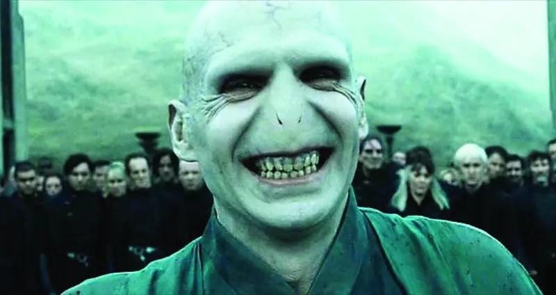 Scelte di Voldemort