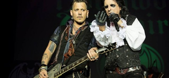 Johnny Hollywood Vampires