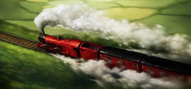 Il Viaggio sull'Hogwarts Express