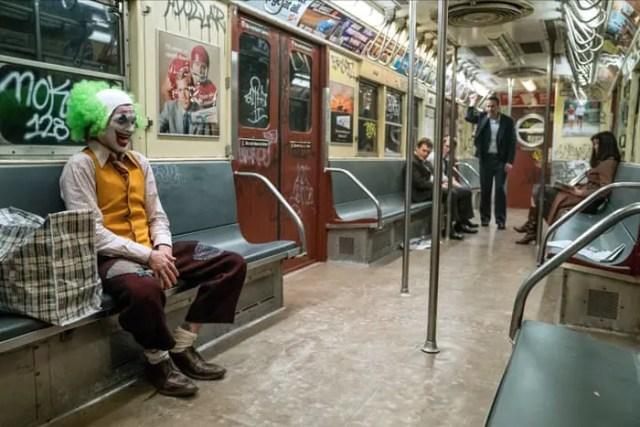Joker prima del suo triplice omicidio