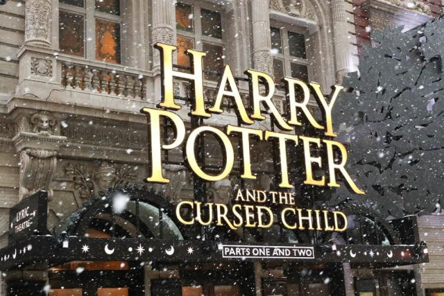 The Cursed Child a Broadway