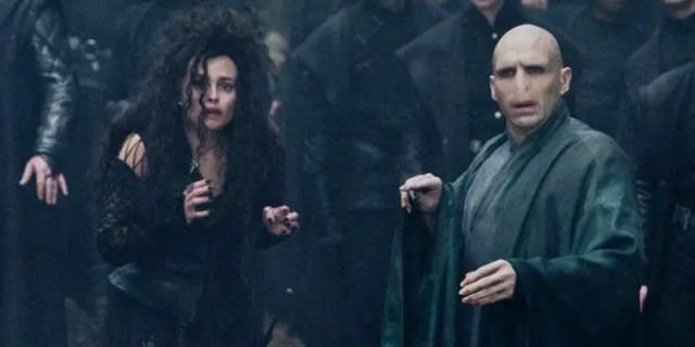 Voldemort e Bellatrix