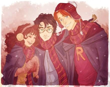 Harry Potter e Percy Jackson
