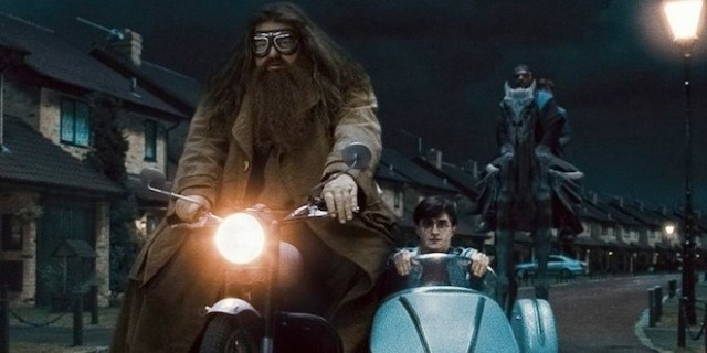 Film 'Harry Potter e i doni della morte parte1'