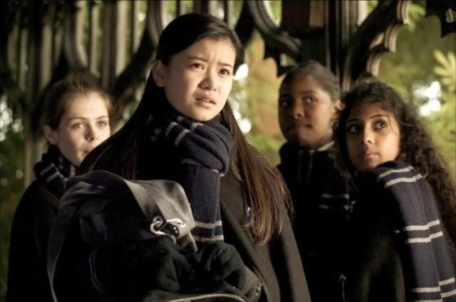Katie Leung nei panni di Cho Chang