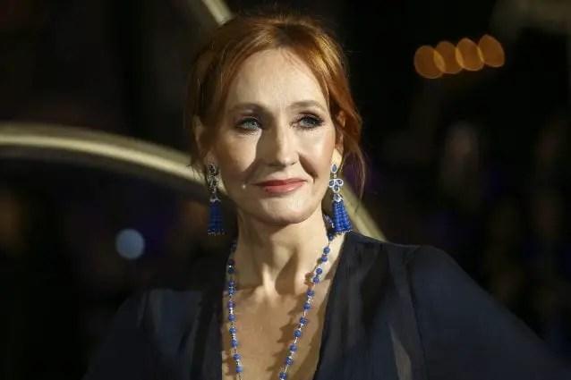 Stephen King: JK Rowling ritratta
