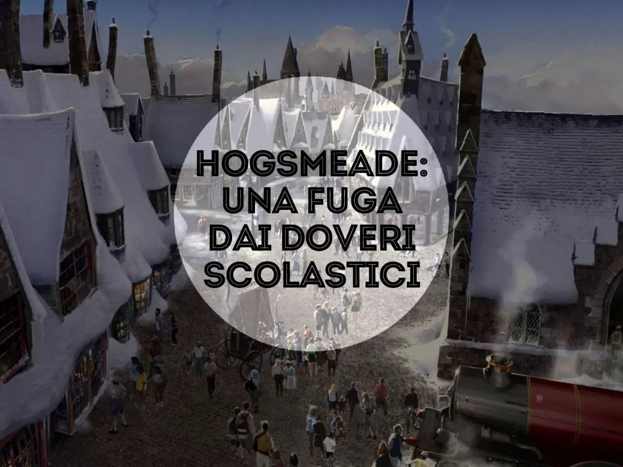 Hogsmeade - Cover