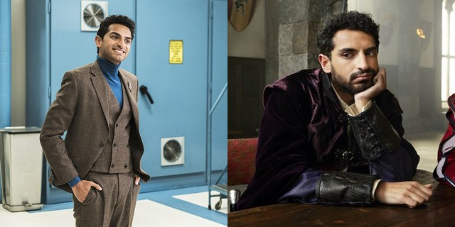 Sanjay Prince in Miracle Workers e Lord Vexler in Dark Ages