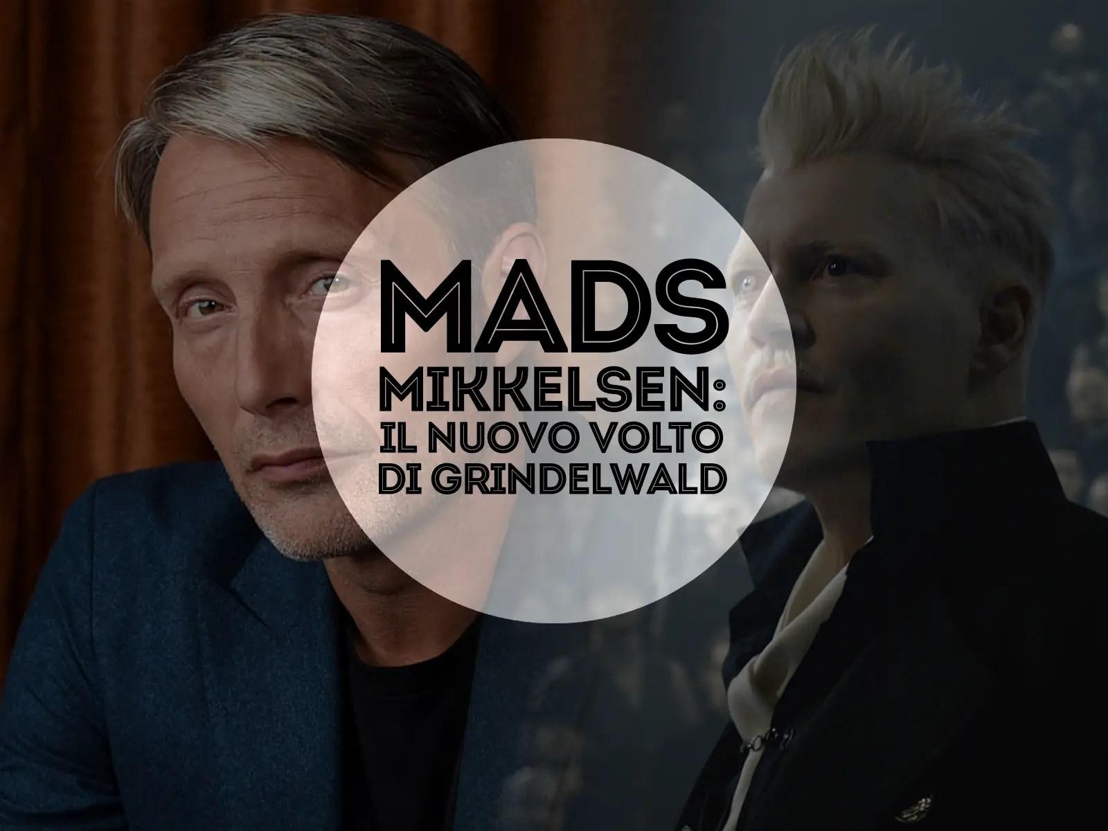 Mads Mikkelsen sarà Gellert Grindelwald