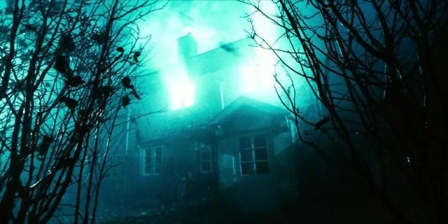 Voldemort uccide i genitori di Harry a Godric's Hollow